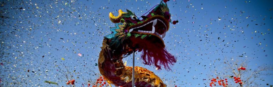 Буйство красок Азии